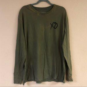 The Weeknd XO Long Sleeve T-shirt